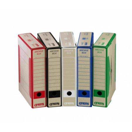 Box archivní HIT A4 - hřbet 8cm