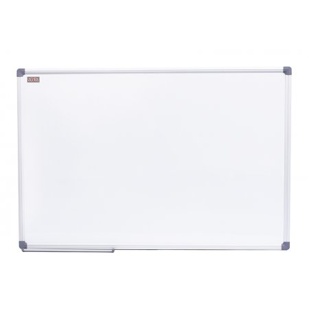 Bílá magnetická tabule Arta 120x90cm s hliníkovým rámem, obr. 1