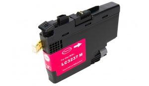 Brother LC-3237 M - kompatibilní červená inkoustová kazeta
