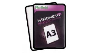 Magneto kapsa SOLO A3 černá magnetická, 2ks