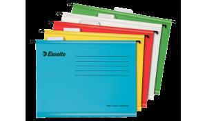 Závěsná registrační karta Esselte Classic