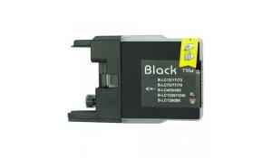 Brother LC1280XLBK - kompatibilní cartridge černá