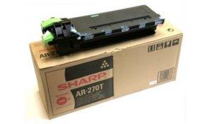 Sharp AR-270T - originální toner černá, 25.000str., Sharp AR-215, 235, 275, M236, M276