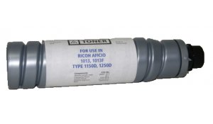 Ricoh 885258 - kompatibilní černá tonerová kazeta Typ 1150D, 1250D