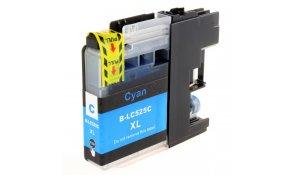 Brother LC-525XLC - kompatibilní cartridge modrá, XL kapacita