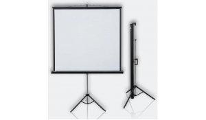 Mobilní projekční plátno POP 4:3 145x195 cm