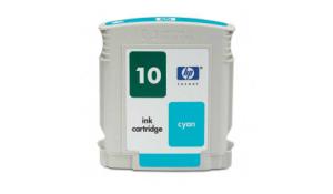 HP C4841A - kompatibilní cartridge s hp 10 cyan