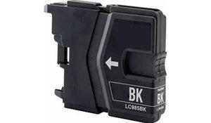 Brother LC-985Bk - kompatibilní