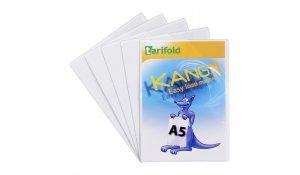 Kang Easy Load - magnetické kapsy, A5, transparentní, transparentní - 5 ks