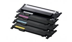 Samsung CLT-P406C - kompatibilní sada všech barev s CLP-360, CLP-365