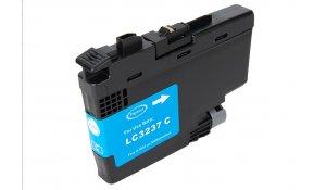 Brother LC-3237 C - kompatibilní modrá inkoustová kazeta