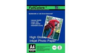 Fotopapír Europen A4 180 g 20 listů, vysoce lesklý