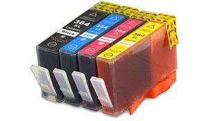 HP 364XL - kompatibilní značkový multipack Topprint, 4 barvy s čipy