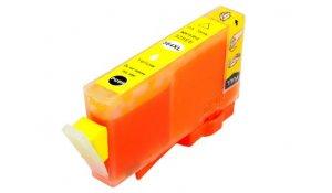 HP CB325A - kompatibilní cartridge s hp 364XL yellow s plně funkčním čipem