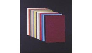Spodní desky DELTA A4 barevné, pro kroužkovou vazbu, 100ks