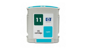 HP C4836A - kompatibilní cartridge s hp 11 modrá