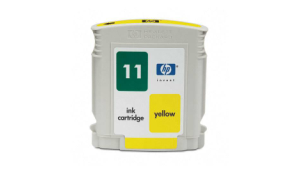 HP C4838A - kompatibilní cartridge s hp 11 žlutá