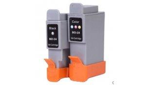 Canon BCI24BK + BCI24 color - kompatibilní