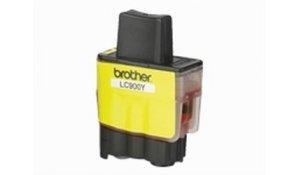 Brother LC-900Y - kompatibilní cartridge žlutá