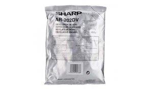 Sharp AR-202DV - originální černý developer, Sharp AR-163, 201, 206