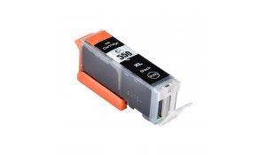 Canon PGI-550BK - kompatibilní cartridge velká černá XL kapacita s čipem