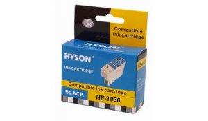 Epson T0361 - kompatibilní cartridge černá